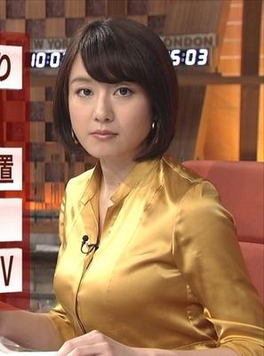 大島由香里の女子アナ (21)