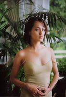 牧瀬里穂 セミヌード画像 (9)