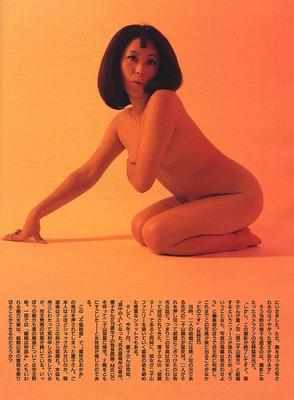 花田憲子おかみさん ヌード (6)