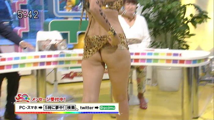 岡本夏生 ヌード (2)