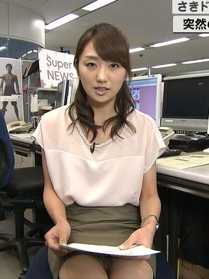 大島由香里の女子アナ (13)