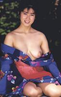 間宮沙希子 ヌードモデル川奈さおりの名でAV女優 (8)