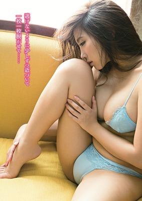 森咲智美のヌード (2)