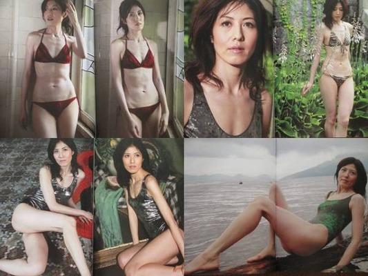 小島慶子のヌード セクシー  (38)