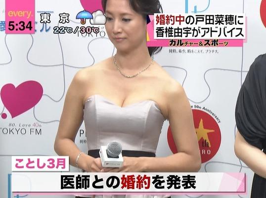 戸田菜穂のヌード (8)