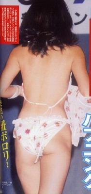 片瀬那奈のヌード (3)