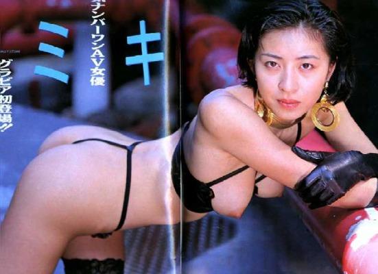 黛ミキ ヌード (37)