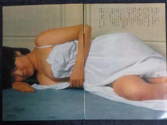 増田葉子のヌード セクシー (6)
