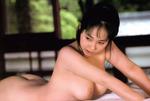 田中こずえヌード 写楽で全裸を見せたグラドル (6)