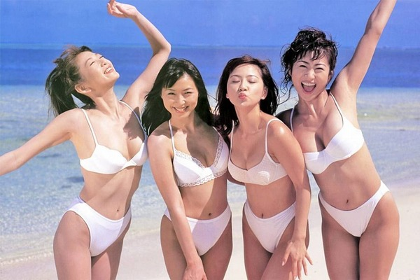 シェイプUPガールズ ヌード セクシー (4)