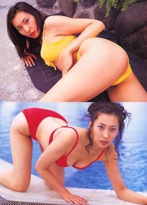 榎本瑞穂 ヌード (23)