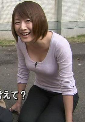 大島由香里の女子アナ (6)