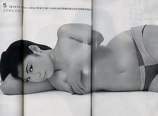 花田憲子おかみさん ヌード (4)