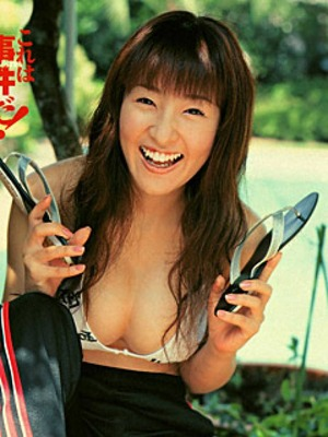 大沢あかねのヌード  (40)