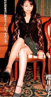 櫻井淳子 ヌード (45)
