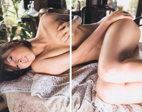 岡本夏生 ヌード (41)