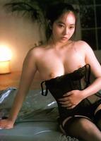 田中こずえヌード 写楽で全裸を見せたグラドル (7)