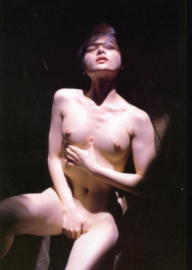 【岩間さおり】元セイントフォー女優のヌード画像 (9)