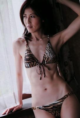 小島慶子のヌード セクシー  (35)