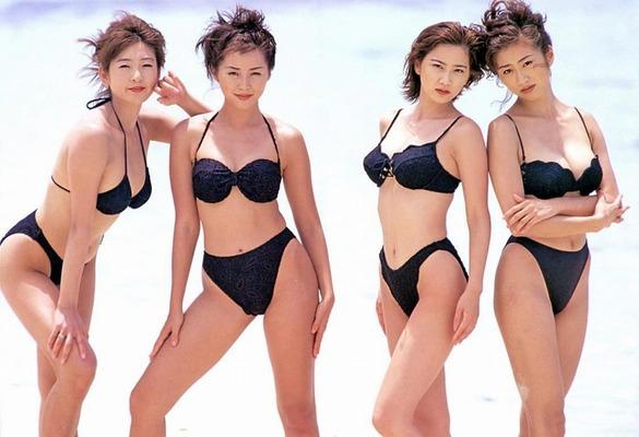 シェイプUPガールズ ヌード セクシー (3)