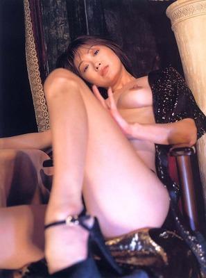 有賀美穂ヌード (63)