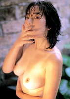 田中こずえヌード 写楽で全裸を見せたグラドル (15)