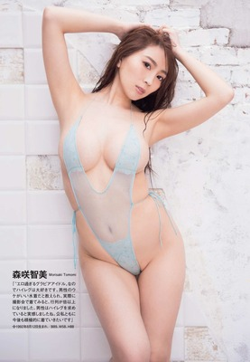 森咲智美のヌード (16)