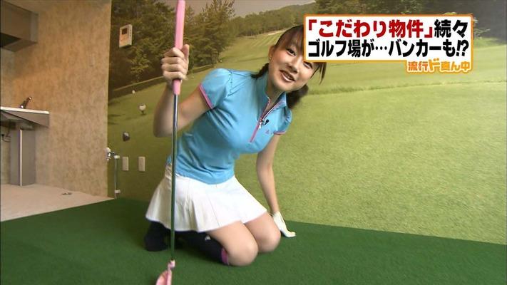 大島由香里の女子アナ (1)