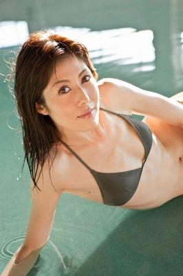 小島慶子のヌード セクシー  (13)