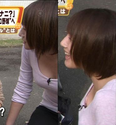大島由香里の女子アナ (4)