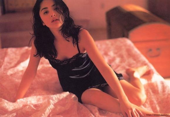 櫻井淳子 ヌード (6)