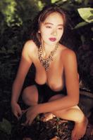 田中こずえヌード 写楽で全裸を見せたグラドル (17)