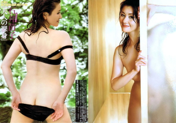 石井苗子のヌード セクシー (5)