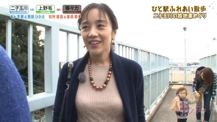 西田ひかるのヌード セクシー (3)