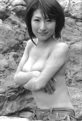 古瀬絵理のヌード (13)