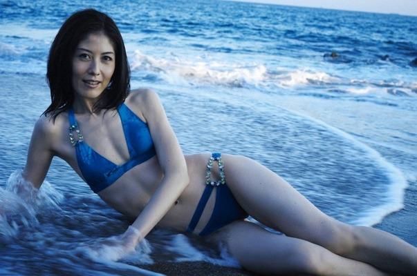 小島慶子のヌード セクシー  (23)