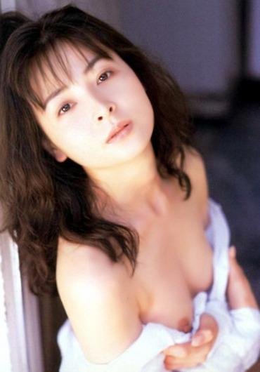 【岩間さおり】元セイントフォー女優のヌード画像 (5)