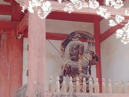 西大門(仁王門)