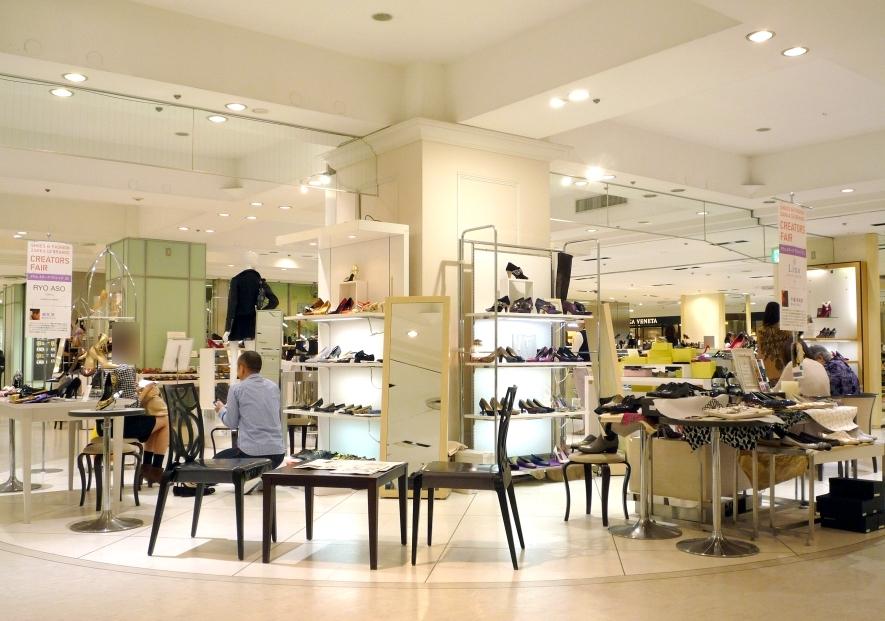 「そごう 横浜店 靴」の画像検索結果