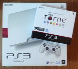 PS3 torne