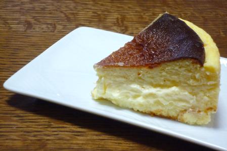 バスクチーズケーキアップ