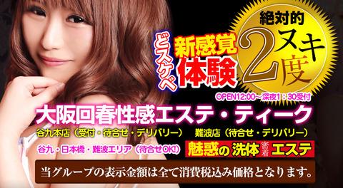 大阪回春性感エステ ティーク 谷九店のイメージ画像
