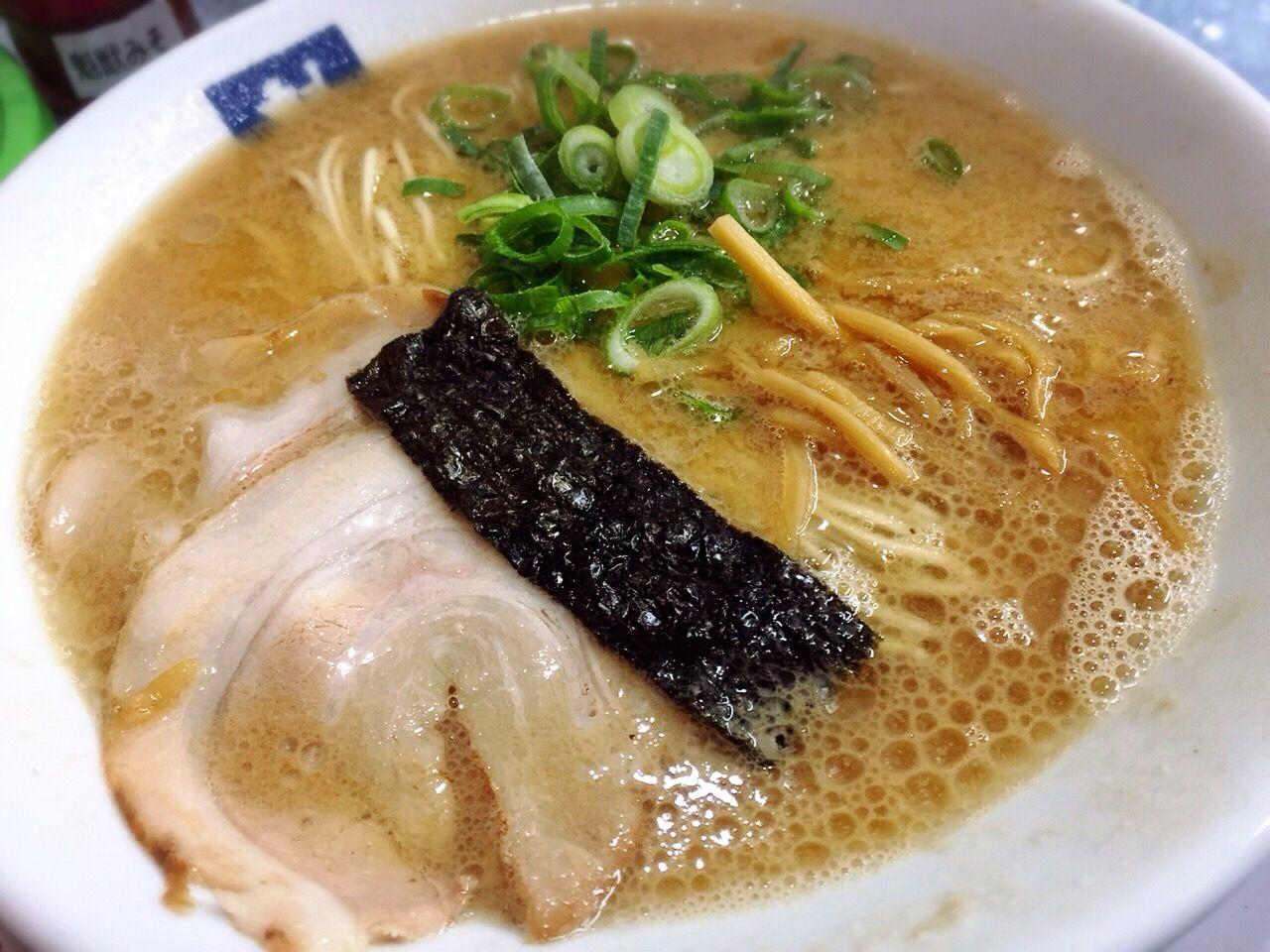 魁龍 小倉本店 』 ドこってりド豚骨久留米ラーメン〜お世話になりまし ...