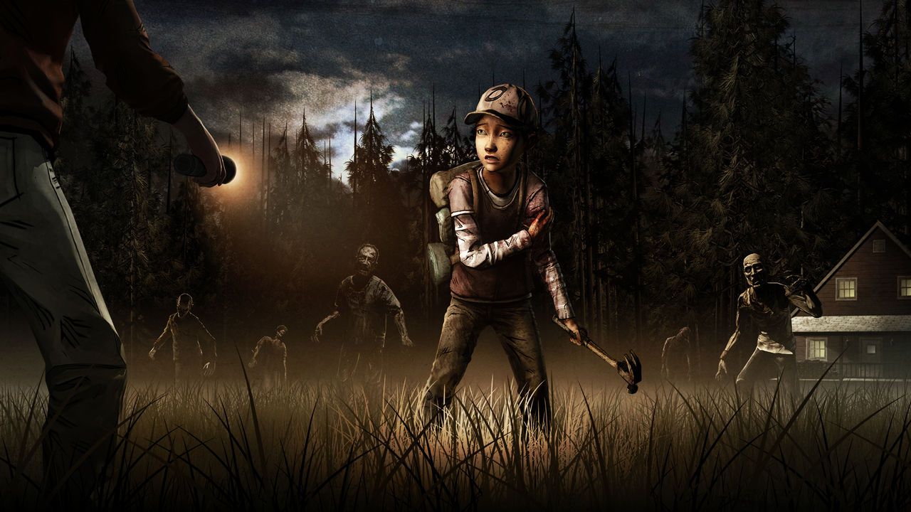 ?The Walking Dead: Season 2????Episode 1?All That Remains