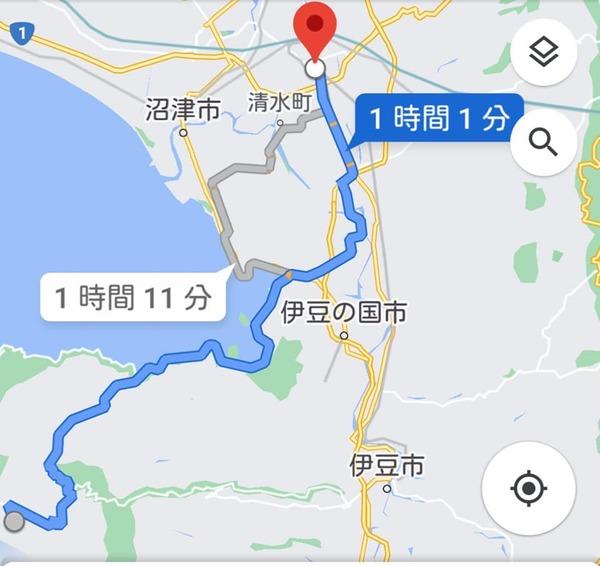 テーバーイーツmap