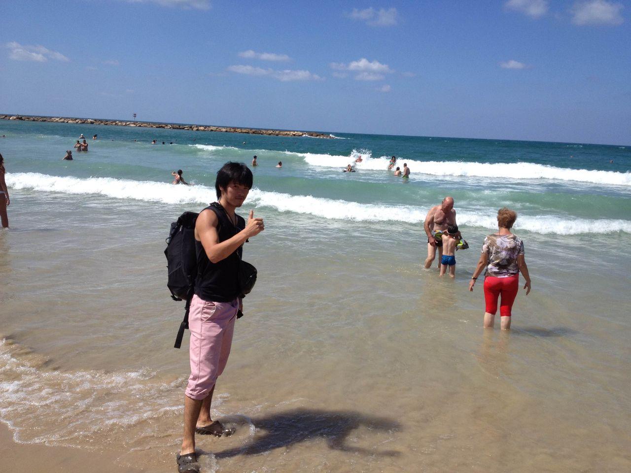 numajiri_atsushiのblog   テルアビブ観光 コメント