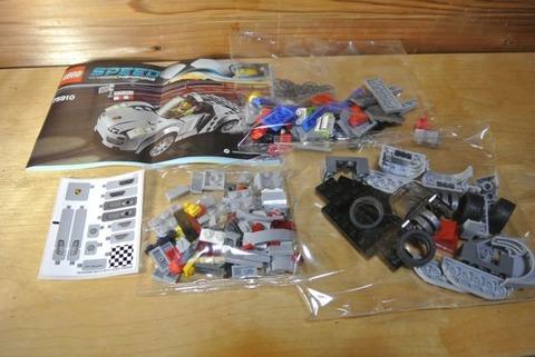 スピードチャンピオンレゴ7590105