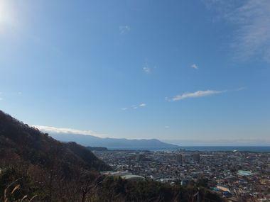 香貫山からの景色 002