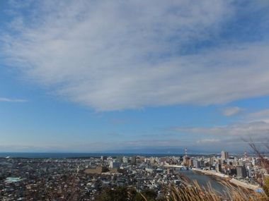 香貫山からの景色 001