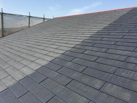 屋根シーラー3
